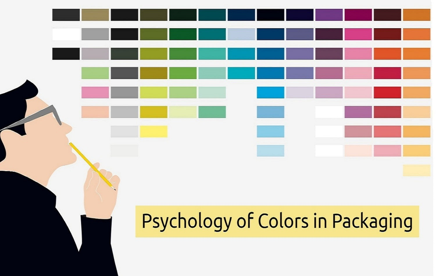 Psychology of Colors in Packaging